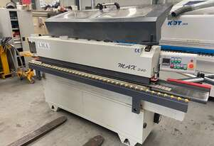 Single phase Compact Edgebander -full PVC spec