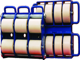 Heavy Duty Load Rollers 6000Kg & 12000Kg Capacity - picture2' - Click to enlarge