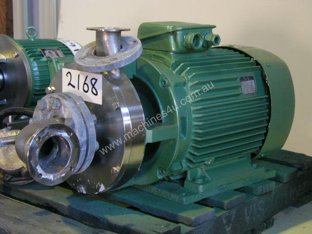 Centrifugal Pump ZAB-20 IN 80mm Dia OUT 50mm Dia.