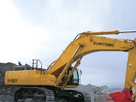 Sumitomo SH800LHD-5 Excavator - picture2' - Click to enlarge