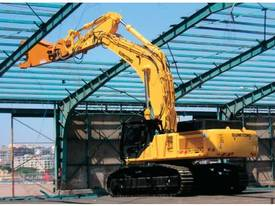 Sumitomo SH800LHD-5 Excavator - picture0' - Click to enlarge