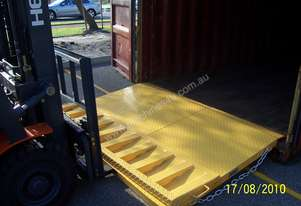 Trident Container Ramp 6500kg
