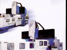 Acra Seiki Double Column Bridge Machining Centres - picture10' - Click to enlarge