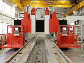 Acra Seiki Double Column Bridge Machining Centres - picture15' - Click to enlarge