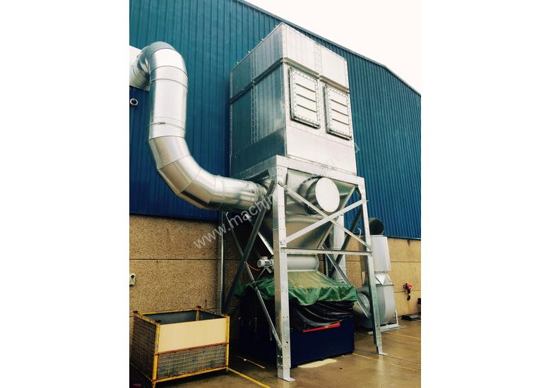 Best Value Self Cleaning Dust Collector MDC12000S