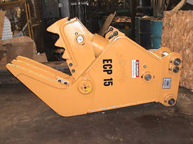 Embrey Hydraulic Concrete Pulverisers - picture10' - Click to enlarge