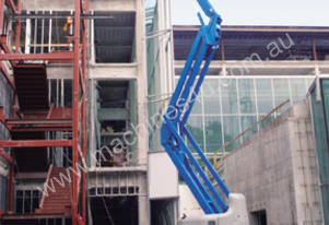 Genie Z60/34 Articulating Boom Lift