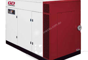 Oil-Free Rotary Screw Compressors