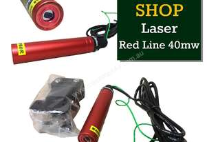 Laser with Red line (40mw)