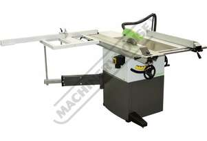 TS250RS Panel Saw 350 x 800mm Cast Iron Table Ø254mm Saw Blade & Includes 1250mm Sliding Table