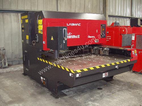 Refurbished Amada Lasers