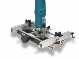 ROUTER TRIMMER 1000W 8MM COLLET MAX 32MM BIT DIA. 11MM MAX. CUT DEPTH FR129VB VIRUTEX - picture0' - Click to enlarge