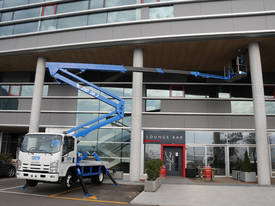 CTE ZED 26J Truck-Mounted Platform - picture5' - Click to enlarge