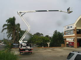 CTE ZED 26J Truck-Mounted Platform - picture2' - Click to enlarge