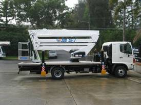 CTE ZED 26J Truck-Mounted Platform - picture1' - Click to enlarge