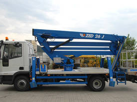 CTE ZED 26J Truck-Mounted Platform - picture15' - Click to enlarge