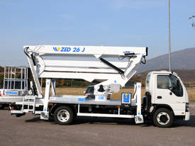 CTE ZED 26J Truck-Mounted Platform - picture16' - Click to enlarge