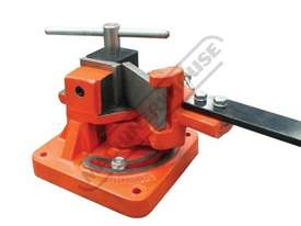 AB1 Industrial Manual Bar Bender 80 x 6mm - picture0' - Click to enlarge