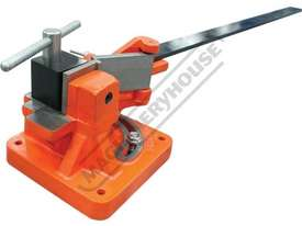AB1 Industrial Manual Bar Bender 80 x 6mm - picture2' - Click to enlarge