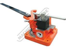 AB1 Industrial Manual Bar Bender 80 x 6mm - picture3' - Click to enlarge