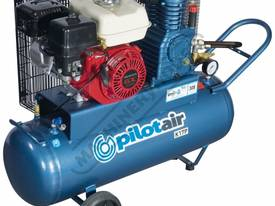 K17P Petrol Driven Air Compressor 100 Litre / Hond