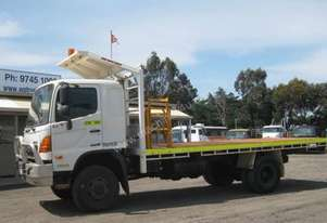 2012 HINO GT 1322 4x4 Table / Tray Top