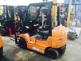 Used electric Toyota 7FB25 - picture0' - Click to enlarge