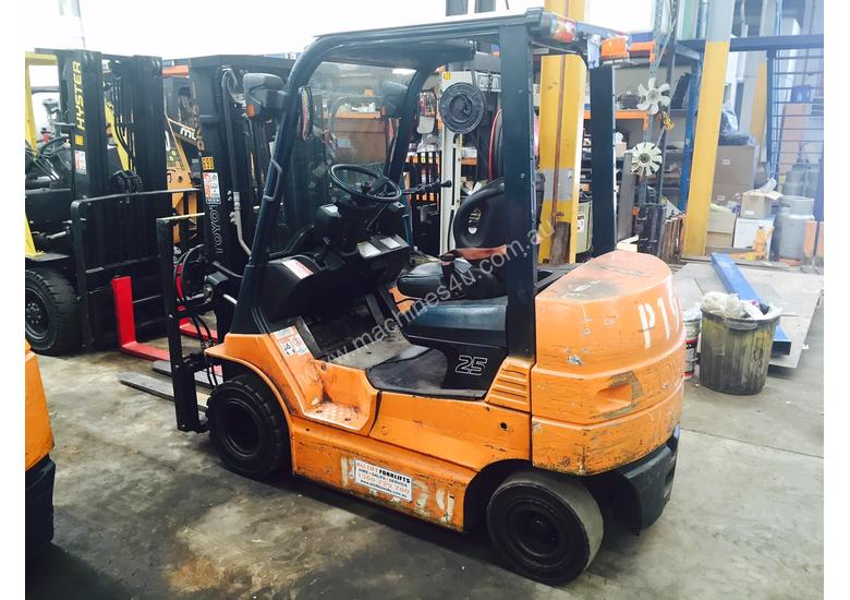 Used electric Toyota 7FB25