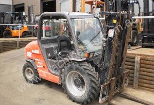 Manitou MH25-4T FOR HIRE