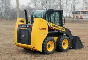 New Holland L215 Skid Steer Loader