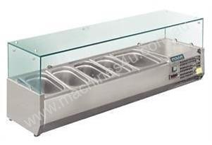 Polar GD875-A - Refrigerated Servery Topper