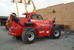 Hire Manitou 7-10m Lift Height Telehandler