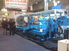 Heavy Duty CNC Lathes 1.5M up to 2.5M swing - picture1' - Click to enlarge