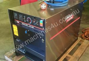 Lincoln Electric DC600 multiprocess welder.