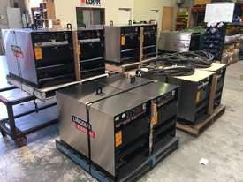 Lincoln DC600 Multiprocess welder. - picture2' - Click to enlarge