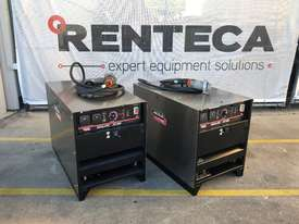 Lincoln DC600 Multiprocess welder. - picture1' - Click to enlarge