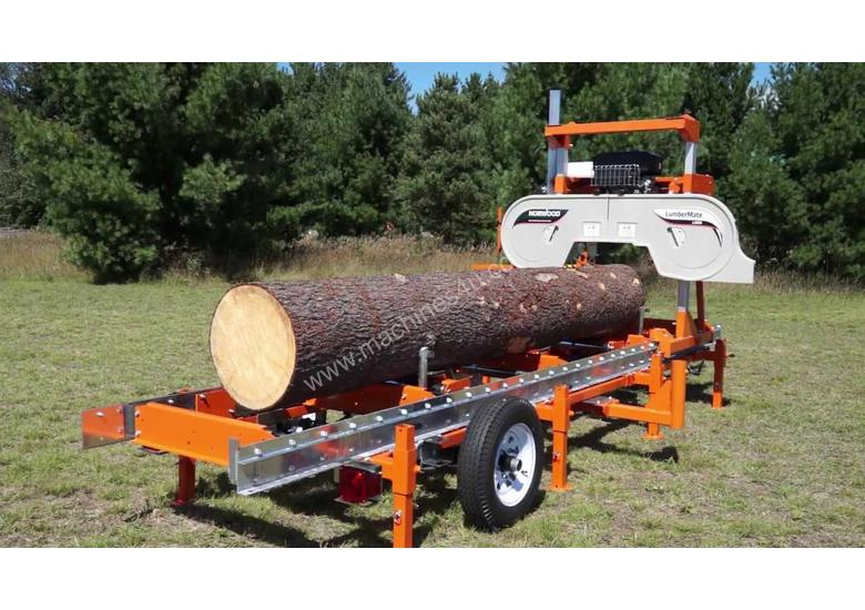 Norwood Lumbermate Lm29 Sawmill Only