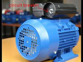 0.55kw/0.75HP 2800rpm Electric motor single-phase - picture2' - Click to enlarge