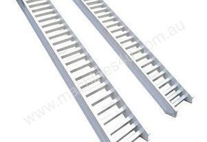 NEW SUREWELD 7.5T ALUMINIUM LOADING RAMPS