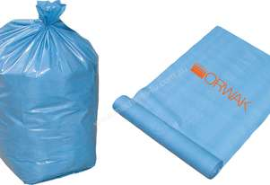 ORWAK | Pack of 100 Strong BAGS | For Compactors and Tough Applications