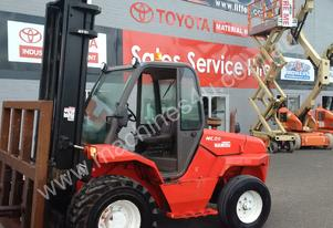 2004 Manitou MC50 Forklift with low hours