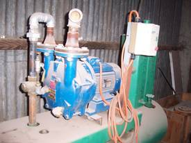 Pumps and Vacs - Multi stage Sihi 75 kw pump - picture9' - Click to enlarge