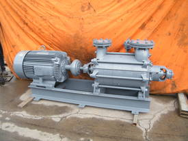 Pumps and Vacs - Multi stage Sihi 75 kw pump - picture0' - Click to enlarge