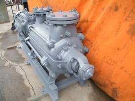 Pumps and Vacs - Multi stage Sihi 75 kw pump - picture3' - Click to enlarge