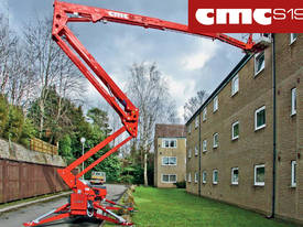 2016 CMC S19E Easy Access Spider Lift