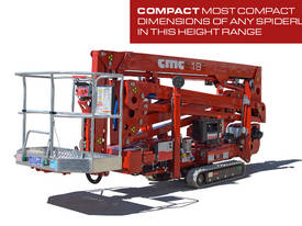 2019 CMC S19E Easy Access Spider Lift - picture6' - Click to enlarge