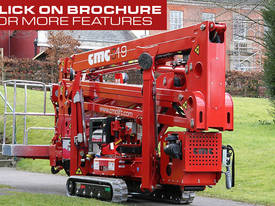 2019 CMC S19E Easy Access Spider Lift - picture9' - Click to enlarge