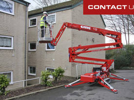 2019 CMC S19E Easy Access Spider Lift - picture10' - Click to enlarge