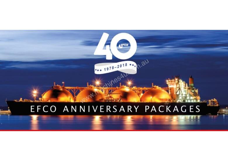 Efco Used & Ex-Demo Machines available ex-Germany