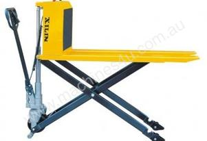 550mm Wide Electric High Lift Pallet Truck